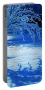 Snow Shadows Portable Battery Charger