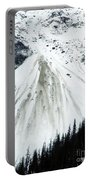 Snow Then Land Slide Portable Battery Charger