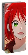 Snow White With The Red Hair Portable Battery Charger