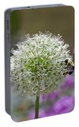 Snowball And The Bumblebee Portable Battery Charger