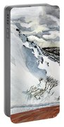 Snowboarding Portable Battery Charger