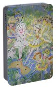 Snowdrop The Fairy And Friends Portable Battery Charger