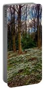 Snowdrop Woods 2 Portable Battery Charger