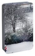 Snowfall 1 Portable Battery Charger
