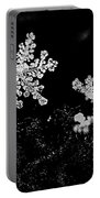 Snowflake Beauty Portable Battery Charger