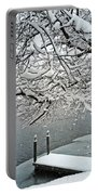 Snowy Dock Portable Battery Charger