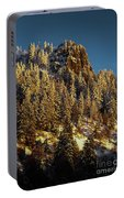 Snowy Hobart Bluff  Portable Battery Charger