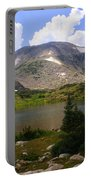 Snowy Mountain Loop 9 Portable Battery Charger