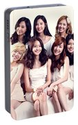 Snsd Portable Battery Charger