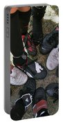 Soccer Feet Portable Battery Charger