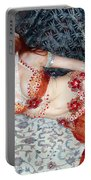 Sofia Metal Queen. Ameynra Bellydance Star Model Portable Battery Charger