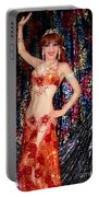 Sofia Metal Queen - Belly Dancer Model At Ameynra Portable Battery Charger