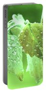 Soft Spring Rains Portable Battery Charger