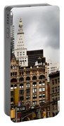 Sohmer Piano Building And Flatiron District  Portable Battery Charger