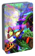 Solar Daydreamer Portable Battery Charger by Joseph Mosley