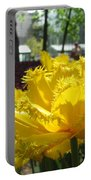Solar Tulip Portable Battery Charger