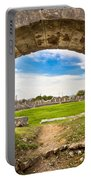 Solin Ancient Arena Old Ruins Portable Battery Charger