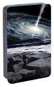 Some Galaxies Have Powerfully Active Portable Battery Charger