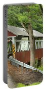 Somerset Backroad Crossing Portable Battery Charger