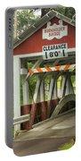 Somerset County Burkholder Covered Bridge Portable Battery Charger