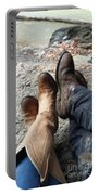 Something 'bout That Southern Boy Charm Portable Battery Charger