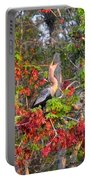 Song Of The Anhinga Portable Battery Charger
