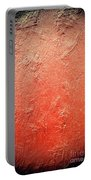 Sonoma Red Portable Battery Charger