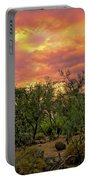 Sonoran Desert Sunset H44 Portable Battery Charger
