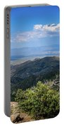 Sonoran Hillside Lookout Portable Battery Charger