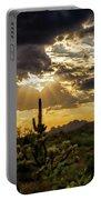 Sonoran Splendor  Portable Battery Charger