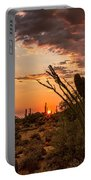 Sonoran Summer  Portable Battery Charger
