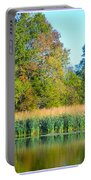 Soothing Reflections Portable Battery Charger