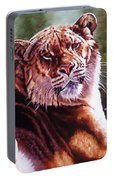 Sophie The Liger Portable Battery Charger