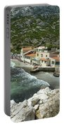 Sormiou Creek In The Calanque Portable Battery Charger