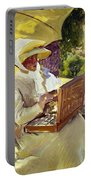 Sorolla: Painter, 1907 Portable Battery Charger