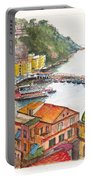 Sorrento Harbour Portable Battery Charger