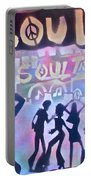 Soul Train 1 Portable Battery Charger