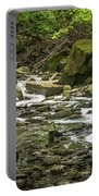 Sounds Of A Mountain Stream Portable Battery Charger