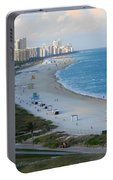 South Beach At Its Best Portable Battery Charger