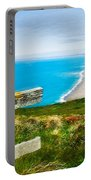 South Beach At Point Reyes Portable Battery Charger