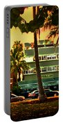South Beach Ocean Drive Portable Battery Charger