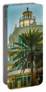 South Beach Vibes Portable Battery Charger