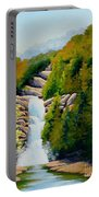 South Carolina Waterfall Portable Battery Charger