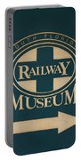 South Florida Railway Museum Portable Battery Charger