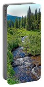 South Fork Ranch Creek Colorado Portable Battery Charger