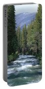South Fork San Joaquin River - Kings Canyon National Park Portable Battery Charger