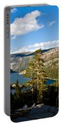 South Lake From Above Portable Battery Charger