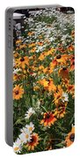 South Lake Tahoe Flowers Portable Battery Charger