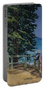 South Lake Tahoe Summer Portable Battery Charger