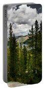 South Lake Through The Pines Portable Battery Charger